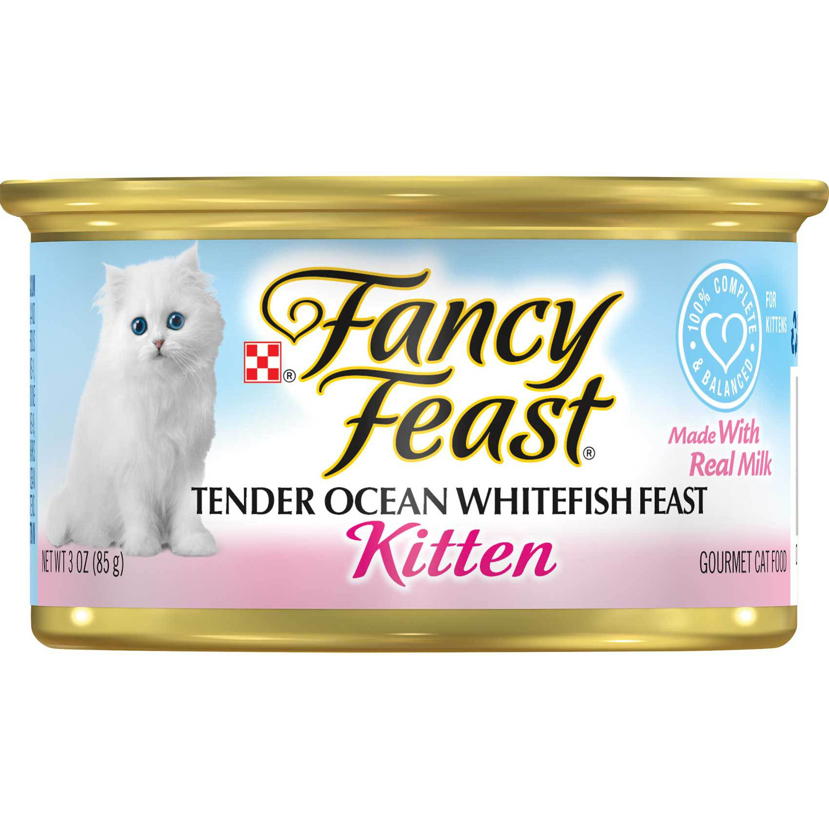 FANCY FEAST OCEAN FSH 85GM
