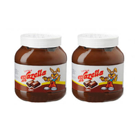 Hazella Chocolate Spread 350GR X 2