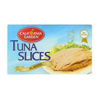 California Garden Tuna Slices In Water 120g