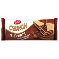 Tiffany Crunch Chocolate Cream Wafers 76g