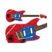 Guitar Spider Man