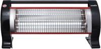 SAMIX Heater Electrical DP-1500Q 1500 Watt Black