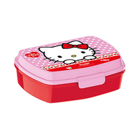 Stor Kitty Funny Sandwich Box