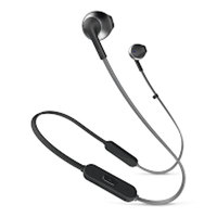 JBL Earbud Bluetooth  T205 Black