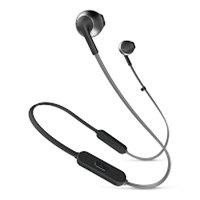 JBL Earbud Bluetooth T205 Black