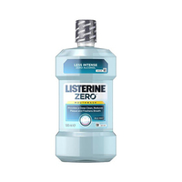 Listerine Mouthwash Zero Alcohol 500ML
