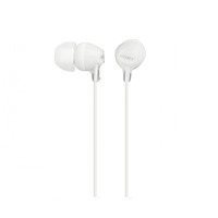 Sony Earphone MDR-EX15LP White