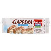 Loacker Gardenia Milk Chocolate Coated Wafers with Coconut Cream 38 g