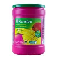 Carrefour Instant Powder Drink Mango 750 Gram