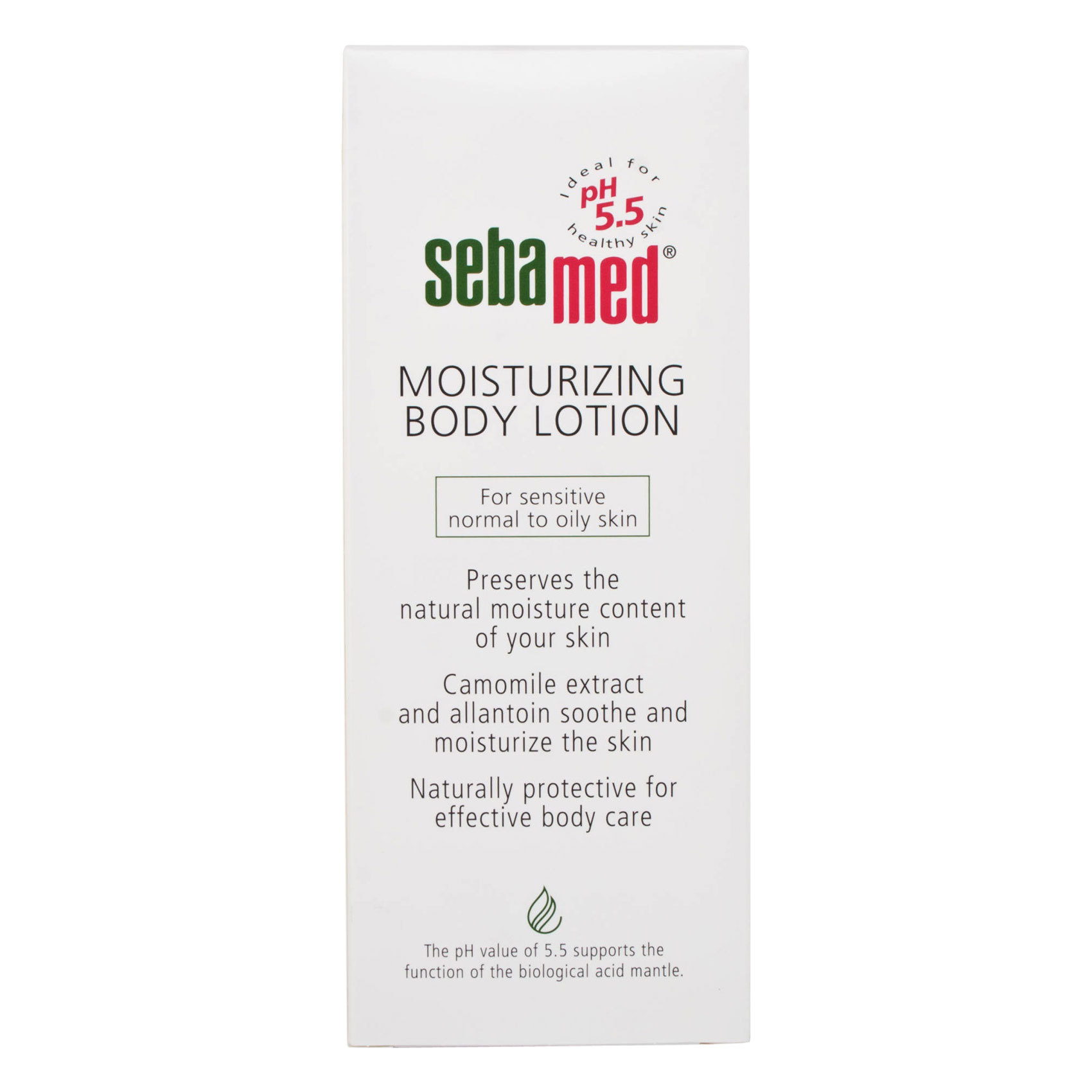 SEBAMED MOISTURIZING B/LOTION 200ML