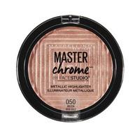 Maybelline New York Powder Master Chrome Metallic Highlighter Molten Rose Gold 50 6.7GR