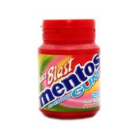 Mentos Gum Juice Blast Sugar Free 56GR