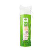 Carrefour Bio Make Up Remover Disc Cotton X70