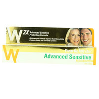 Pearlie White Advanced Sensitive Fluoride Toothpaste 130G