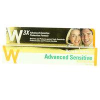 Pearlie White Advanced Sensitive Fluoride Toothpaste 130G