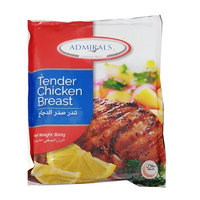 Admirals Chicken Breast Fillets 1kg