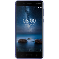 Nokia 8 Dual Sim 4G 64GB Glossy Blue