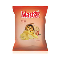 Master Chips Hot Spicy 40GR