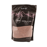 Nabat Organic Black Fine Himalayan Salt 1KG
