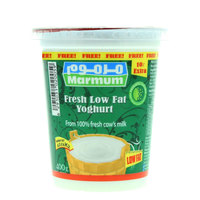 Marmum Fresh Low Fat Yoghurt 400g