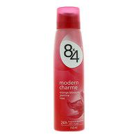 8X4 Modern Charme Fragnance Deodorant 150ml