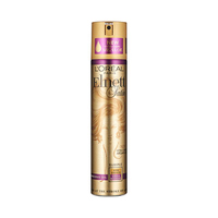 L'Oreal Paris Elnett Satin Hair Spray Extra Strength For Dry Hair 200ML/ Precious Argan Oil Extra Strength 200ML