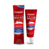Colgate Toothpaste Optic White Instant Whitening 75ML x2  -25% Offer