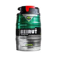 Beirut Beer Party Keg 4.6%V Alcohol 5L