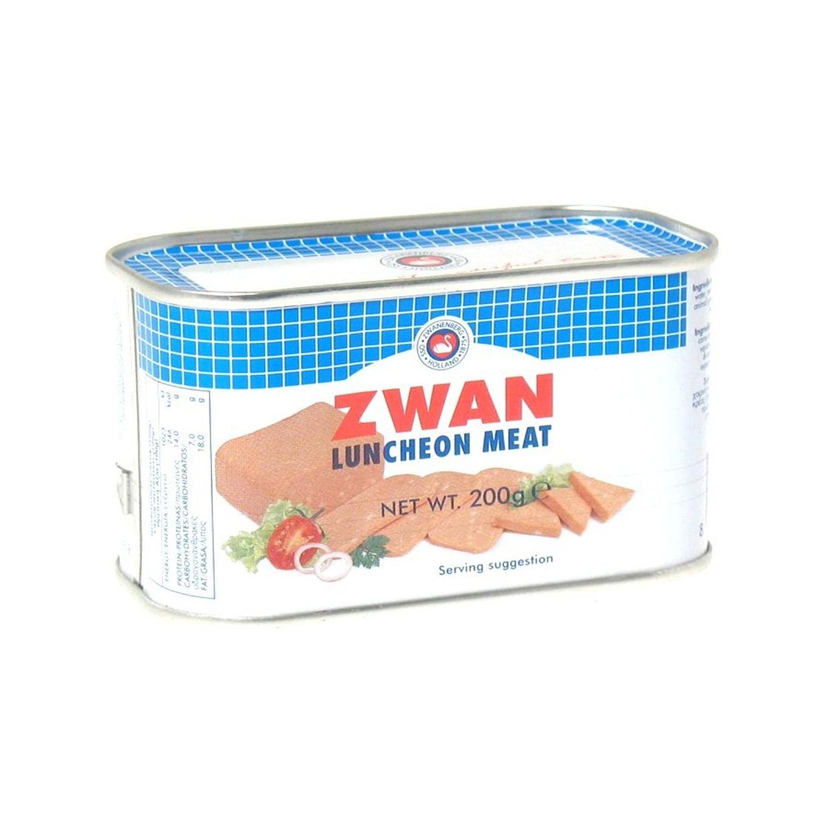 ZWAN LUNCHEON MEAT CHICKEN H/S 200G