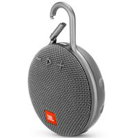 JBL Bluetooth Speaker Clip 3 Grey
