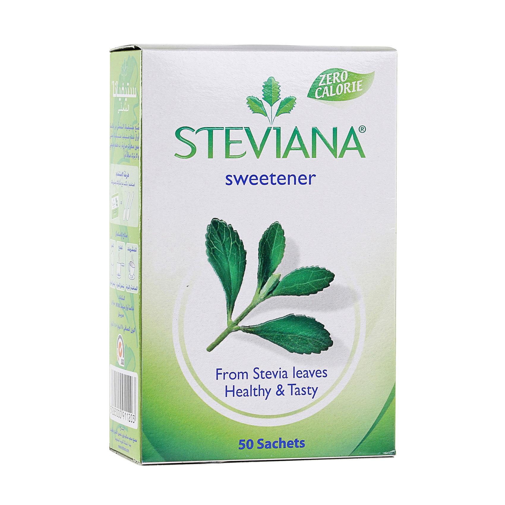 Buy Steviana Sweetener 125g Online In Uae Carrefour Tropicana Slim Milk Low Fat Vanilla 500gr