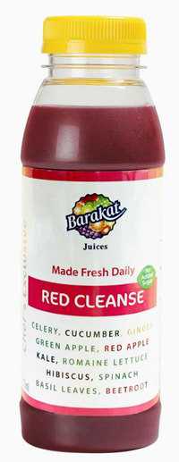 Barakat Fresh Red Cleanse Juice 330ml