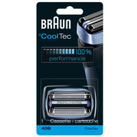 Braun Foil + Cutter 40BCOOLTEC