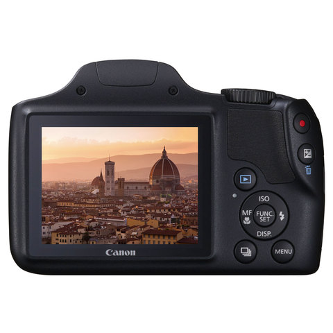 Canon-camera-Power-Shot-SX520HSS-+-4GB-Card-+-Case