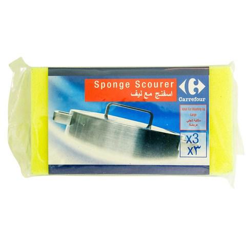 Carrefour-Sponge-Scourer-3-Pieces