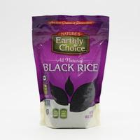 Earthly Choice Black Rice 397 g