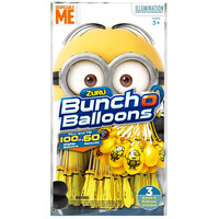 Zuru Bunch O Balloons Minion 3Pack