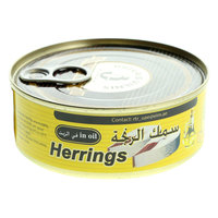 Brivais Vilnis Herrings in Oil 240g