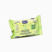 Chicco Soft Cleansing Wipes - 16 Pieces