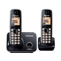 Panasonic Dect Phone KXTG3712BXB Black