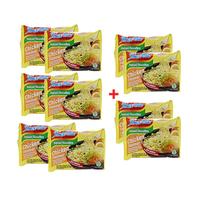 Indomie Chicken Noodles 75GR X6+4