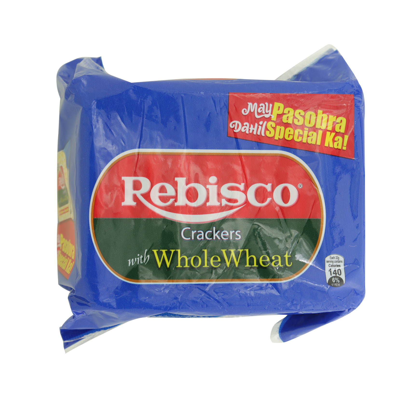 REBISCO CRAKERS W/WHOLEWHEAT 32GX10