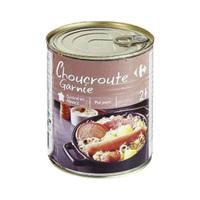Carrefour Raviolis Choucroutee 800GR