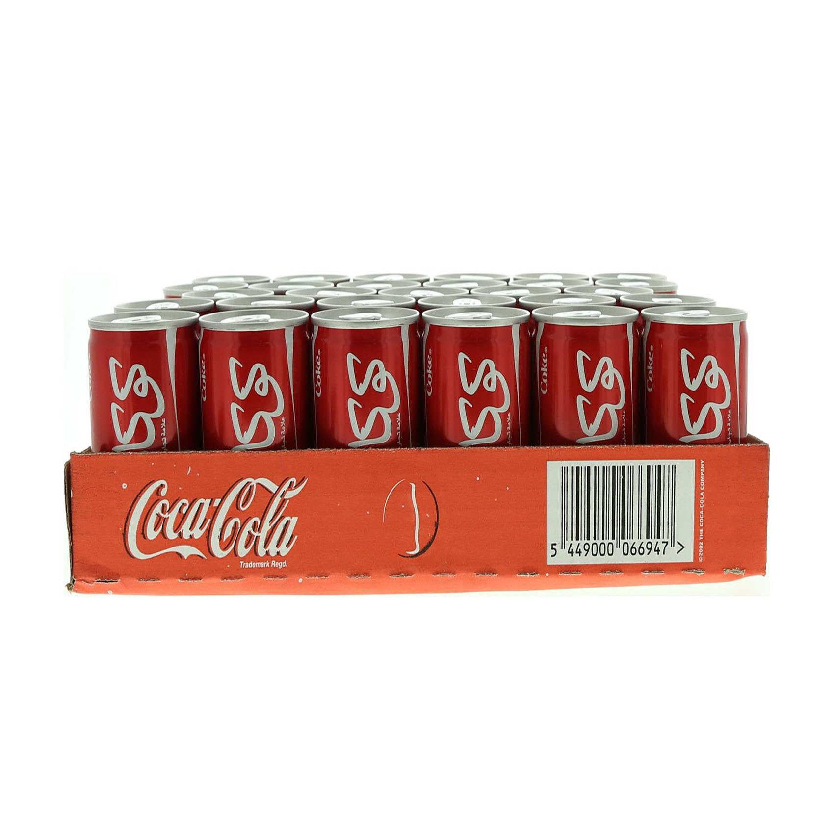 COCA COLA CAN 150MLX30