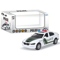 Power Joy Vroom Dc Dubai Police 1:24 Assorted