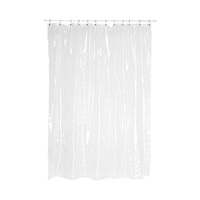Shower Curtain Heavy Gauge