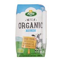 Arla Organic Full Fat Milk 200 ml
