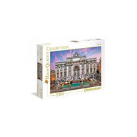 Clementoni Puzzle Trevi Fountain 500 Pieces