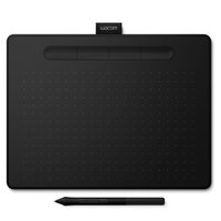 Wacom Graphic Pen Tablet Intuos S CTL-4100WL Bluetooth Black