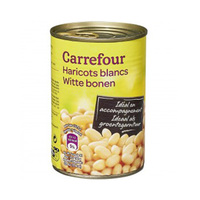 Carrefour Beans White 400GR